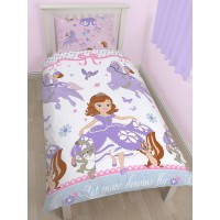 Sofia the First Duvet Set (Reversible)