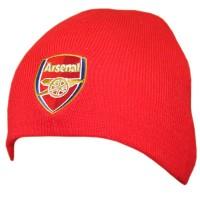 Arsenal F.C. žieminė kepurė (Raudona)