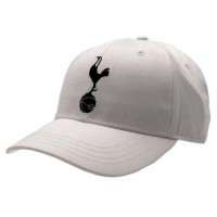 Tottenham Hotspur F.C. kepurėlė su snapeliu (Balta)