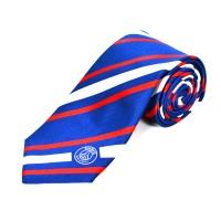 Paris Saint - German F.C. kaklaraištis (Mėlynas dryžuotas)