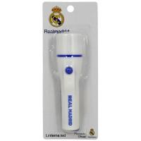 Real Madrid C.F. LED žibintuvėlis (baltas)
