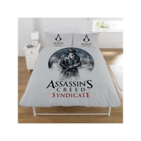 Assassin's Creed Syndicate Double Duvet Cover and Pillowcase Set