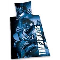 """""""Transformeriai"""" patalynės komplektas (Mėlynas)"""