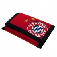 F.C. Bayern Munich piniginė (Raudona)