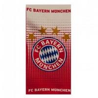F.C. Bayern Munich paplūdimio rankšluostis