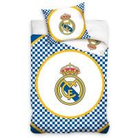 Real Madrid C.F. duvet set (Checked)