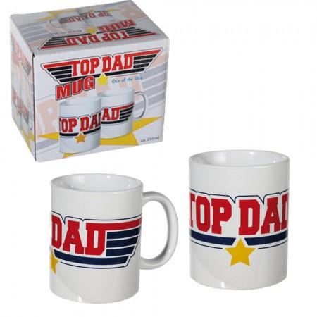 """Puodelis """"Top Tėtis"""""""