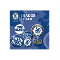 Chelsea F.C. ženklelių rinkinys