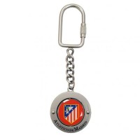 Atletico Madrid sukamas raktų pakabukas