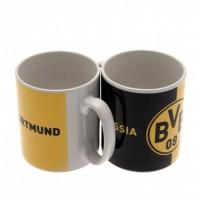 Borussia Dortmund F.C. puodelis (Geltonas/Juodas)