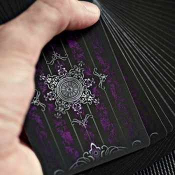 Ellusionist Artifice Purple Bicycle kortos