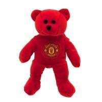 Manchester United F.C. pliušinis meškiukas (Raudonas)