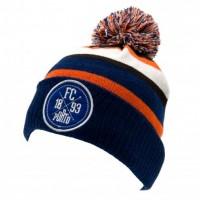 F.C. Porto kepurė žieminė kepurė su bumbulu