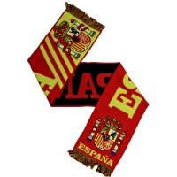 Ispanijos futbolo rinktinės šalikas