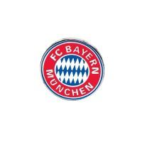 F.C. Bayern Munich prisegamas ženklelis