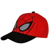 ''Spiderman'' vaikiška kepurė su snapeliu