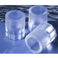 Forma stikliukams iš ledo gaminti