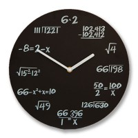Laikrodis ''Matematika''