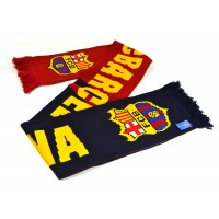 F.C. Barcelona scarf (Striped)