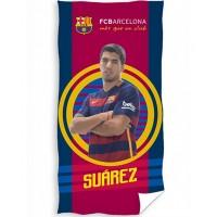 F.C. Barcelona towel (Suarez)