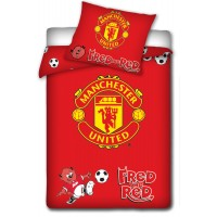 Manchester United duvet set (Junior)