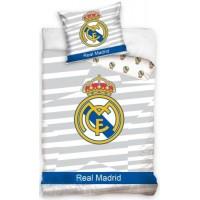 Real Madrid CF Single Cotton Duvet Cover Set 160x200 (Star)