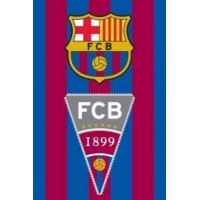 F.C. Barcelona Blue Towel (1899)