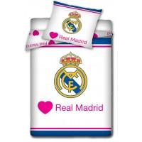 Real Madrid C. F. duvet set (For Ladies)