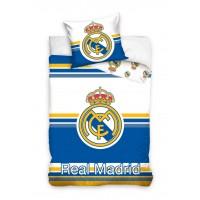 Real Madrid C.F. duvet set 160x200 (Blue yellow)