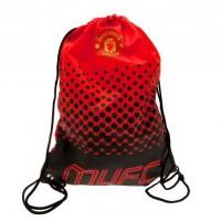 Manchester United F.C. sportinis maišelis (Raudonas)
