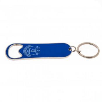 Everton F.C. butelio atidarytuvas - raktų pakabukas