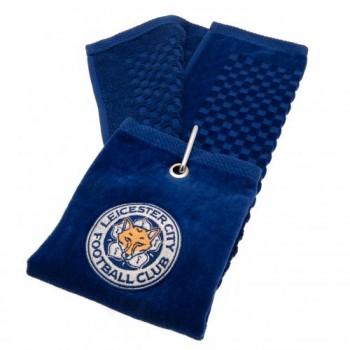 Leicester City F.C. rankšluostis su metalinė kilpa