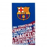 F.C. Barcelona towel (colorful)