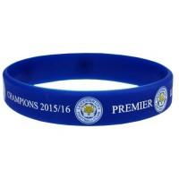 Leicester City F.C. silikoninė apyrankė (Čempionai)