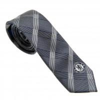 Chelsea F.C. tie (Gray, striped)