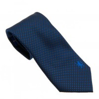 Chelsea F.C. tie (Blue, dotted)