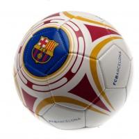 F.C.  Barcelona Ball White-Blue