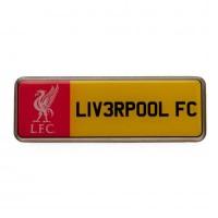 Liverpool F.C. prisegamas ženklelis