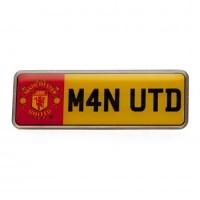 Manchester United F.C. pin badge