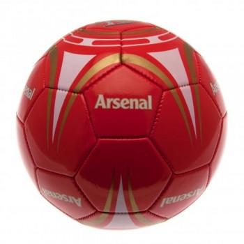 Arsenal F.C. futbolo kamuolys (Raudonas-baltas)