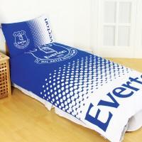 Everton F.C. single duvet set