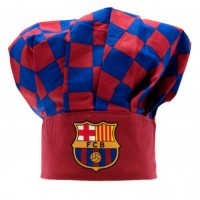 F.C. Barcelona šefo kepurė