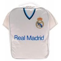 Real Madrid C.F. priešpiečių krepšys (Baltas)
