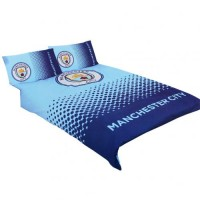Manchester City F.C. dvigubas, dvipusis patalynės komplektas (FD)