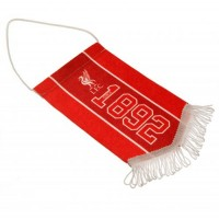 Liverpool F.C. pennant (1892)
