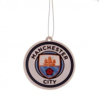Manchester City F.C. air freshener (New crest)