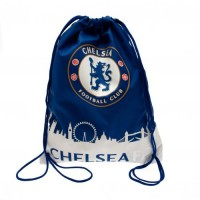 Chelsea F.C. drawstring bag (City)