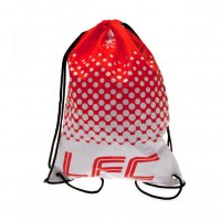 Liverpool F.C. drawstring bag (Red/White)