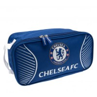 Chelsea F.C. boot bag (Striped)