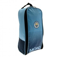 Manchester City F.C. boot bag (Light blue)